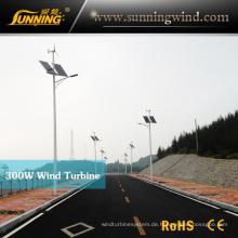 Wind Power Solarstrom für Licht