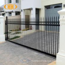 Sliding gate design high quality cheap sliding iron main gate design