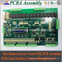 fr4 pcba personnalisé gps pcba assemblée approvisionnement ems service assemblage pcb mise en page