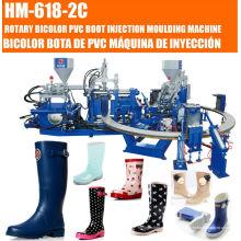 Máquina de moldeo por inyección de plástico Botas de lluvia