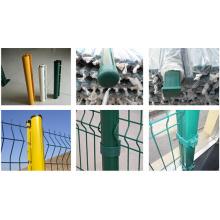 Professioneller Hersteller von kostengünstigem Wire Mesh Zaun / Gaden Zaun mit Post