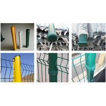 Professional Manufacturer of Cost-Effective Wire Mesh Fence/Gaden Fence with Post