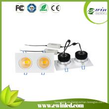 20W 5500k-6500k LED redondo Downlight con 3 años de garantía