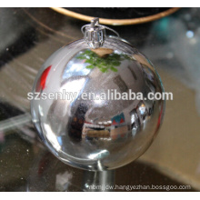 2017 Plastic Shiny Christmas Ball For Decoration