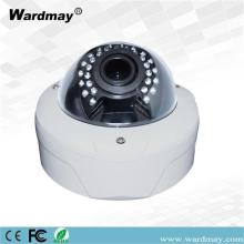H.264 / H.265 5.0MP IR Dome Fisheye IP-camera