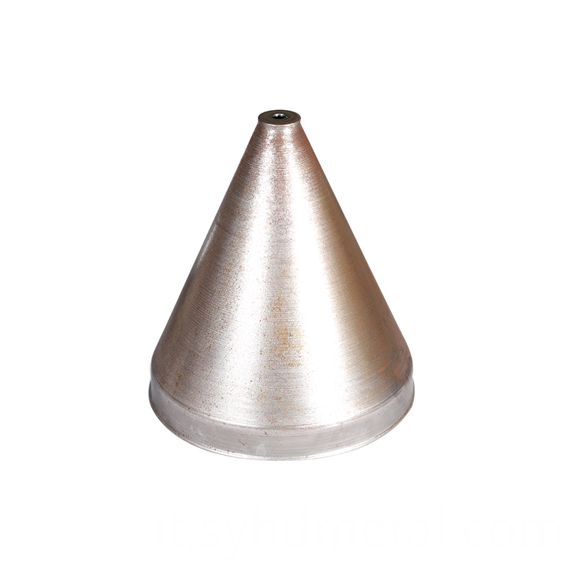 metal spinning cone