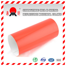 Red Engineering Grade Reflective Sheeting Vinyl for Road Traffic Signs Warning Signs (TM7600)