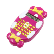Cute Candy Shape Calculadora de Bolso com Maze Game