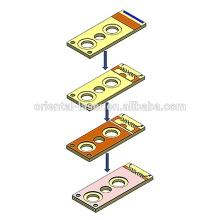 Chine piles de diode de l'épilateur 808nm de laser par barre 100W