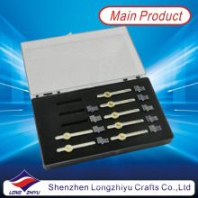 Promotional Customised Gold Tie Pin Metal Tie Clip (LZY0001614)