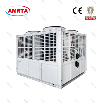 Ang Air cooled Modular Chiller na may Water Pump