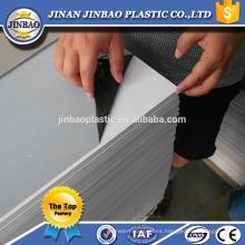 Hoja de impresión en offset rígida del pvc de 2m m 3m m para el tablero al aire libre de la muestra