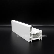 Perfil uPVC com resistência a UV e preservação de calor