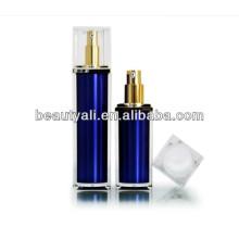 30ml 50ml Luxury Square Acrylic(PMMA) Airless Spray Pump Bottles
