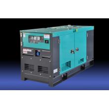 Alimentação direta da fábrica 10kw Super silencioso gerador diesel conjunto com baixo preço