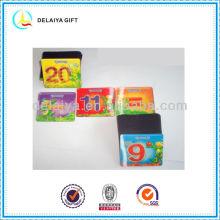 3D Cartoon Fridge Magnet Sticker