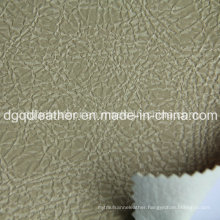 Strong Peeling Ball Leather PVC Leather (QDL-BP0003)
