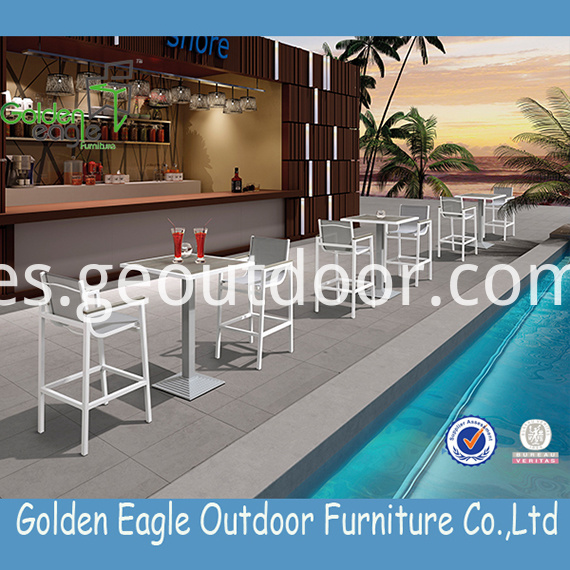 Wicker Aluminium Garden Dining Furniture
