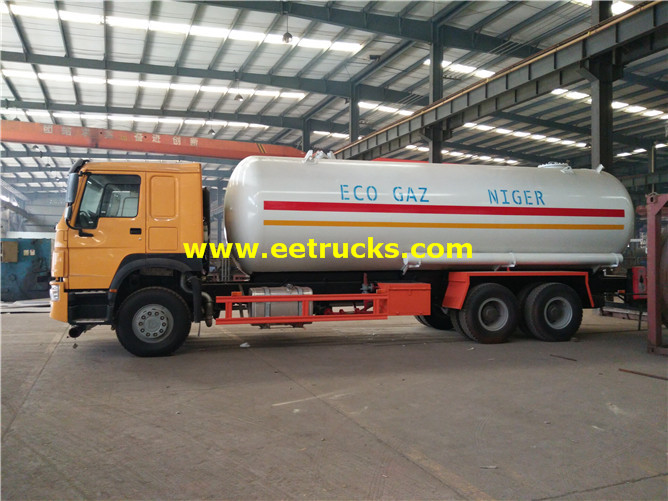 LPG Road Tank Vehicles