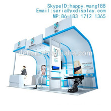Free Exhibition Stand Designs 3m x 6m for Trade Show