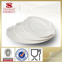 Porcelain tableware china dishes brands fine china oval plates