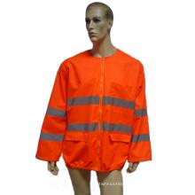 Отражательная пальто безопасности для работы