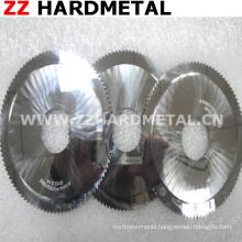 Mirror Polished Tungsten Carbide Circular Cutting Blade