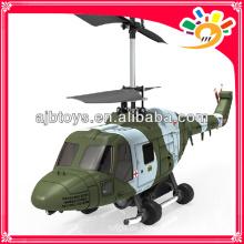 FPV RC 4CH Westland Lynx Hubschrauber H201D 250 Größe Koaxial FPV Hubschrauber
