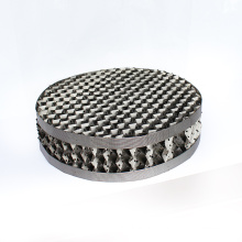 SS304 316L metal structured packing 250X 350X 500X
