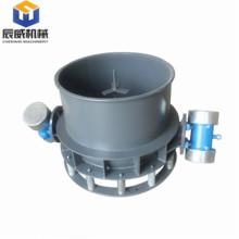 Máquina de polimento por vibração automática em aço inoxidável