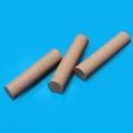 Haste plástica pura de PTFE do diâmetro de 10mm