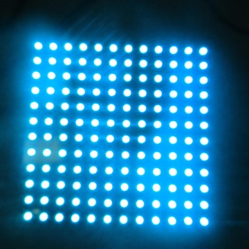 Panel de luz LED de matriz de colores compatible con Madrix