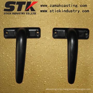 Manijas para ventanas mediante el proceso de fundición a presión de zinc (SGS, ISO)