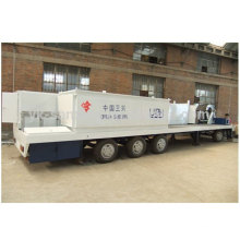 sanxing ubm 1000-630 metal cold roof roll forming machine /curve roof span roll forming machine