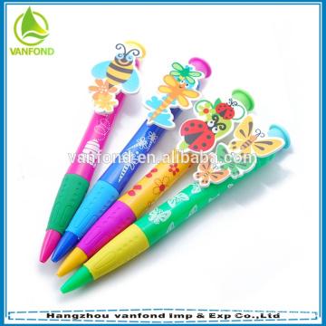 Рекламные зверушки фантазии шариковая ручка