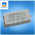 12w plastique dali dimmable led driver