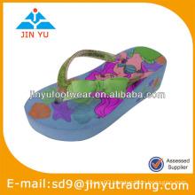 2014 high heel slipper for women