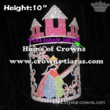 10inch Castle Alice Custom Pageant Crowns