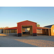 Steel Structure Storage Shed (KXD-SSB1359)