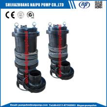 Submersible electric motor underwater pumps