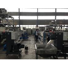 Línea de peletización de reciclaje de PE / PP