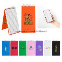 Multicolor Cuadernos de espiral personalizados