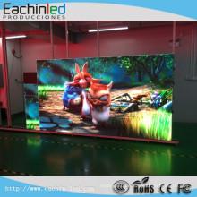 2018 dünne 2.5mm 1.9mm flexible geführte Videowand / bewegliche LED-Anzeige