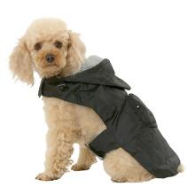 Doglemi Großhandel Wasserdichte Outdoor Haustier Hund Regen Mantel Jacke Licht In Tasche Hund Regenmantel