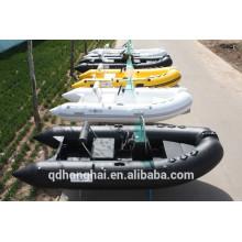 RIB360 Boot mit CE-Schlauchboot mit festen Boden