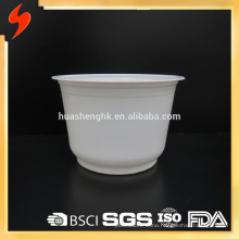 Food Grade Microwavable 1000ml/33oz Disposable Plastic Pasta Bowl