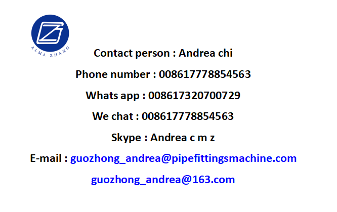 Andrea Chi Pipe Fittings Machine