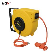 B enrouleur rétractable automatique bobine de câble