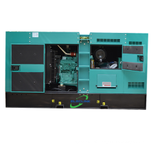 Well Design Denyo Type Silent Canopy Cummin Diesel Generator Standby350kw 438kva NTA855-G3 Cheap Price With ATS Hot Sales