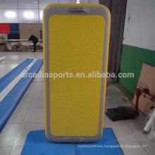 AQUA Sport Inflatable Yoga Mat Floating Fitness Mats On Water